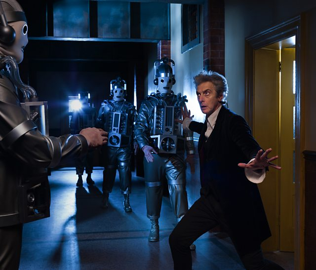 The original Mondasian Cybermen return to Doctor Who as filming begins on the final block of the forthcoming series… (BBC)