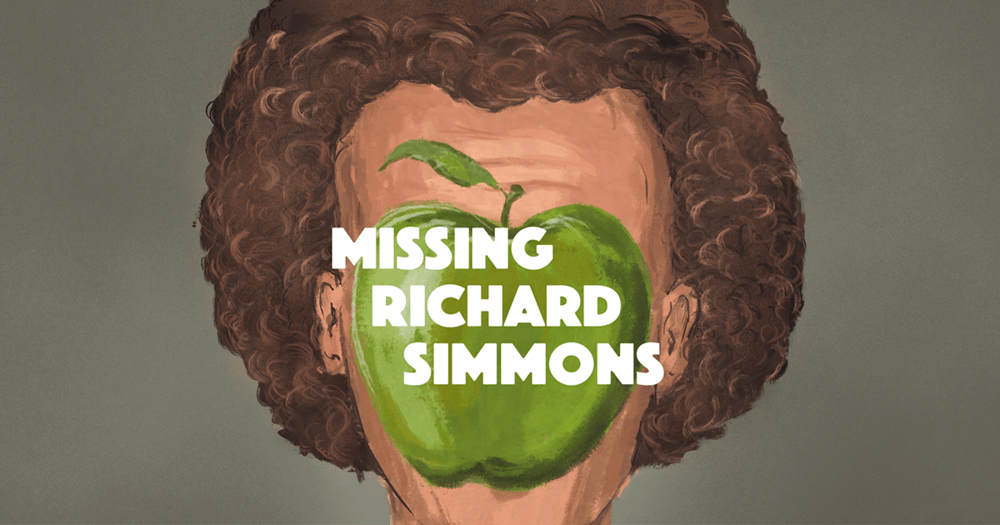 My Talk Show Life: Dissing Richard Simmons