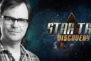 Rainn Wilson in Star Trek Discovery