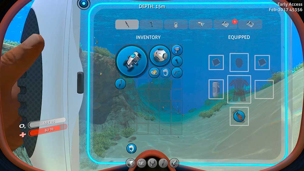 Subnautica's Infected update