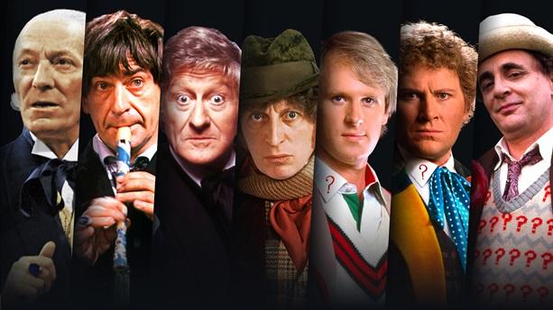 Britbox Seven Doctors