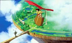 Castle in the Sky (1986): Aug. 27, 28