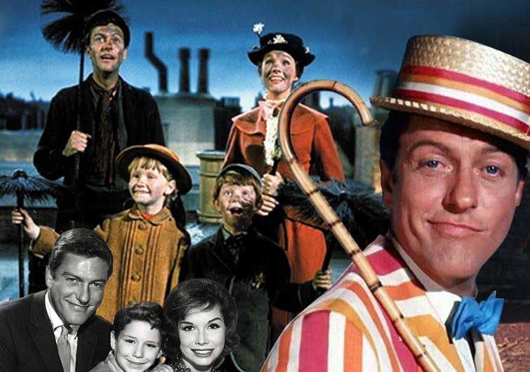 Dick Van Dyke appearing at Phoenix Comicon