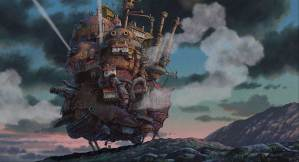 Howl's Moving Castle (2004) Studio Ghibli