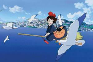Kiki's Delivery Service (1989): July 23, 24