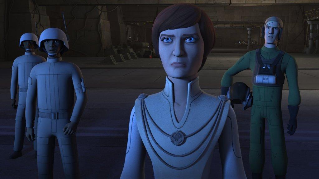 Star Wars Rebels: Mon Mothma