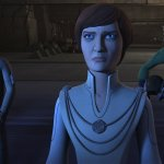 Mon Mothma returns for the final season of Star Wars Rebels.