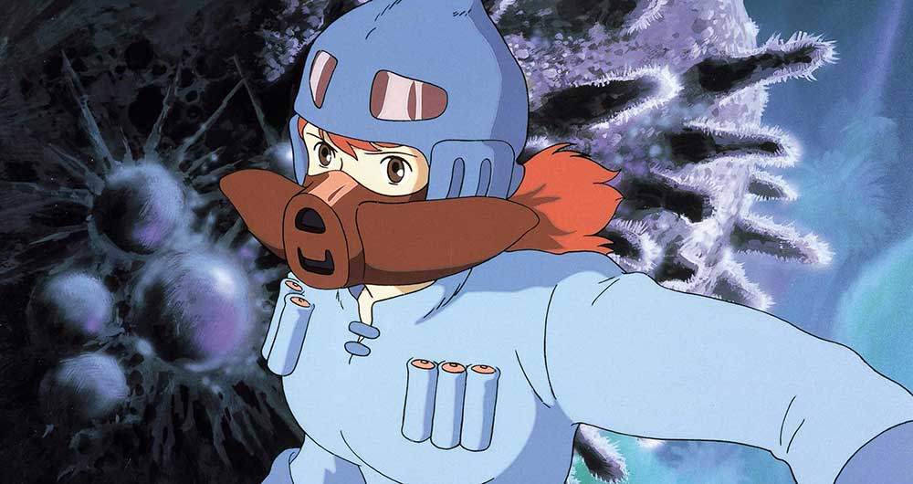 Nausicaa of the Valley of the Wind (1984): Sept. 24, 25