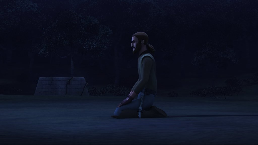 Star Wars Rebels: Kanan Jarrus