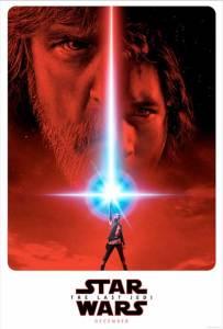Star Wars: Episode VIII - The Last Jedi poster revealed at Star Wars Celebration Orlando