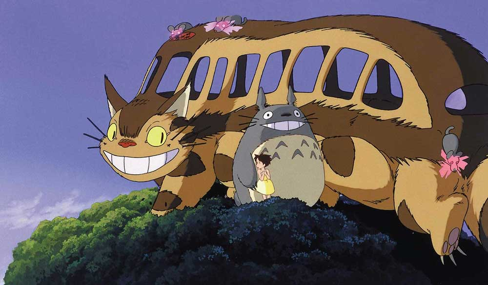 My Neighbor Totoro (1988): June 24, 26