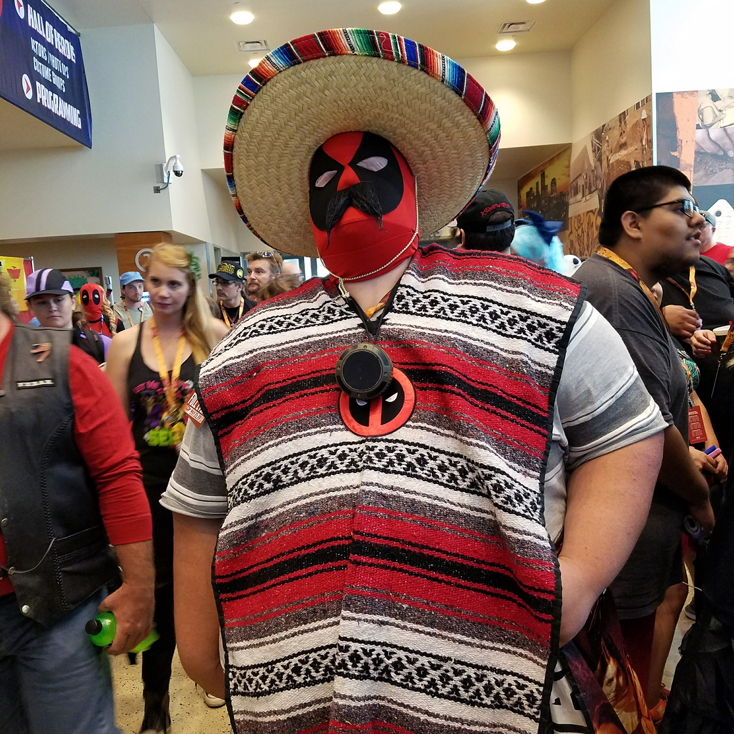 Phoenix Comicon 2017 – photo by Bob Leeper