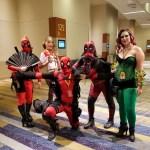 Deadpools - Phoenix Comicon 2017 – photo by Bob Leeper