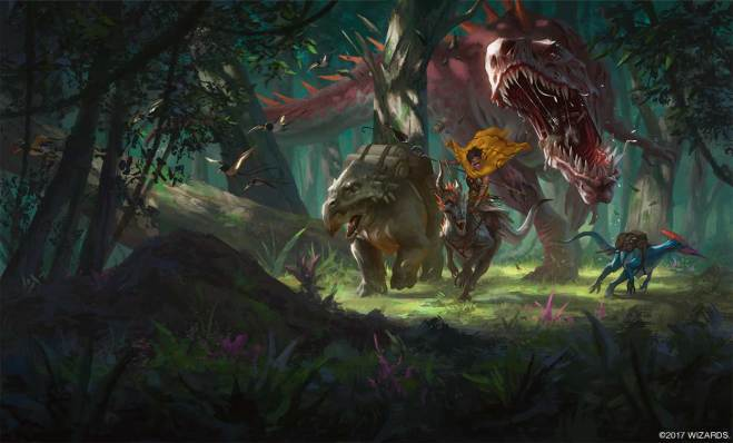 Tomb of Annihilation artwork (Wizards of the Coast)