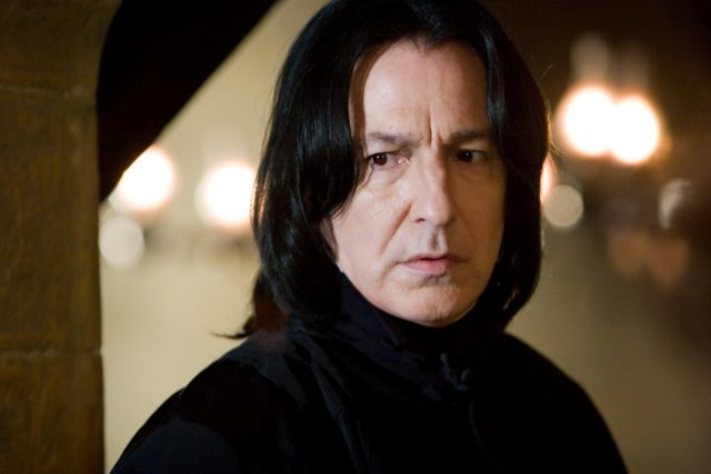 JK Rowling apologises for killing Snape in 'Deathly Hallows'