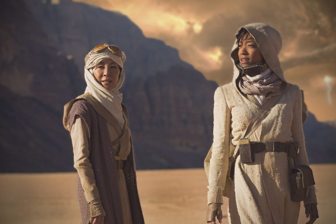 Star Trek: Discovery first look