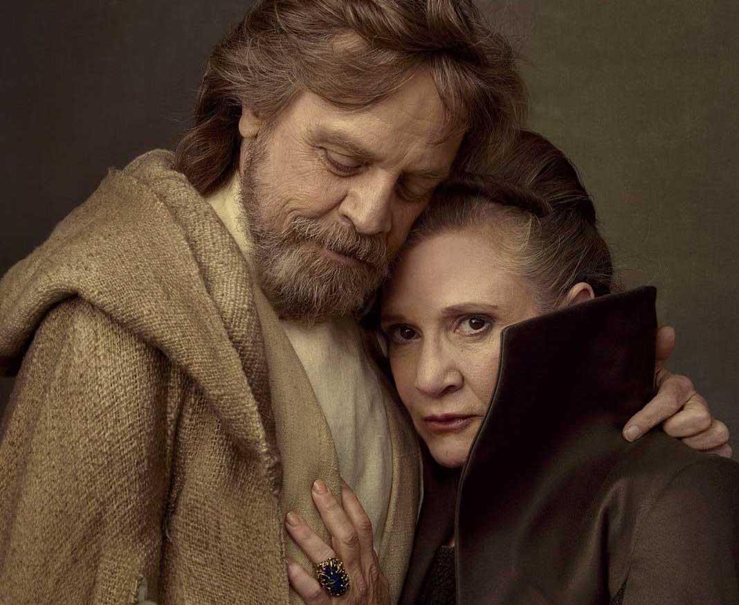 Vanity Fair's Star Wars spread reveals the characters Laura Dern, Benicio del Toro are playing in The Last Jedi