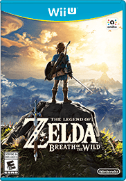 The Legend of Zelda: Breath of the Wild for Wii U