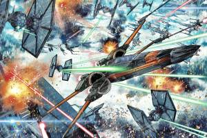 Star Wars Journey to The Last Jedi: Captain Phasma
