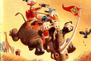 Carl Barks art