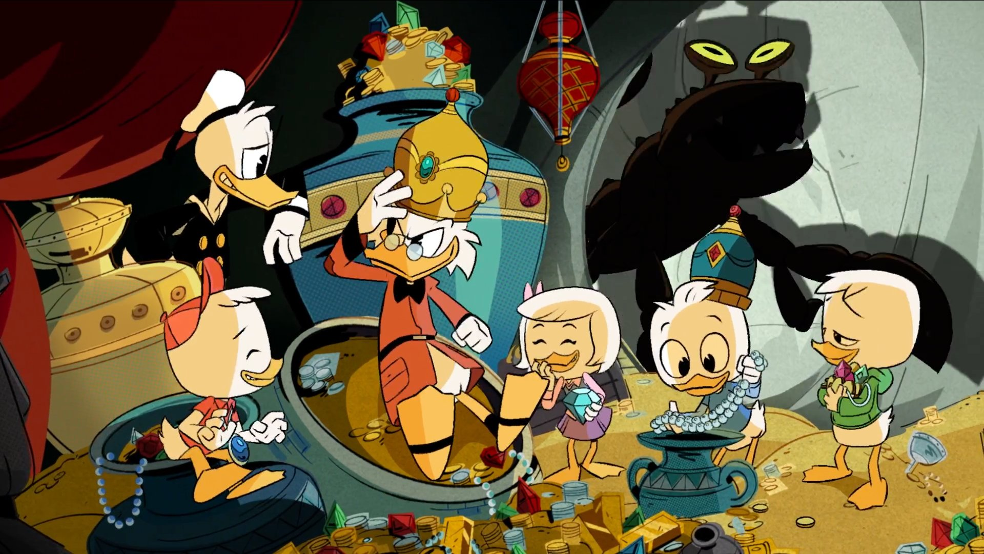 Now DuckTales is ending again