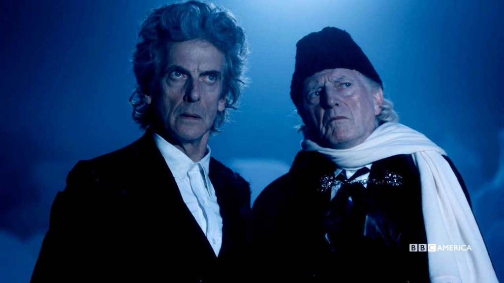 Doctor Who: Twice Upon a timea