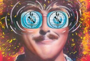 'Weird Al' Yankovic had trading cards
