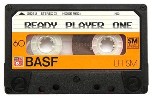 Ready Player One soundtrack mixtape