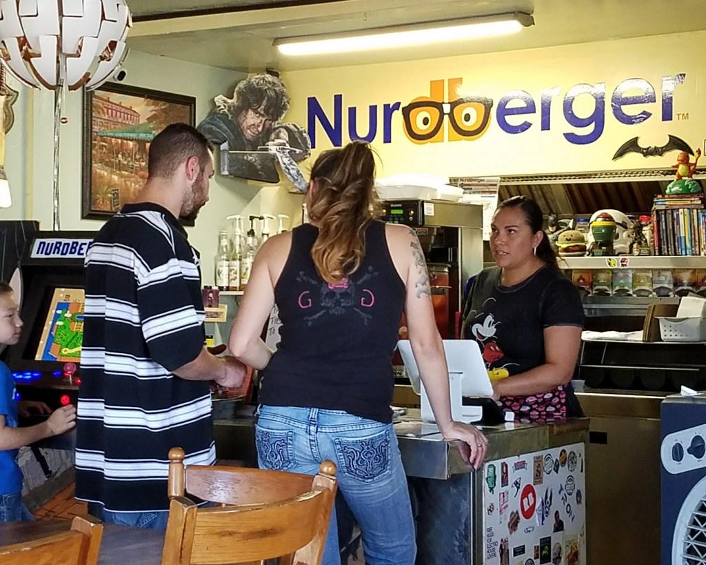 Nurd Berger Cafe