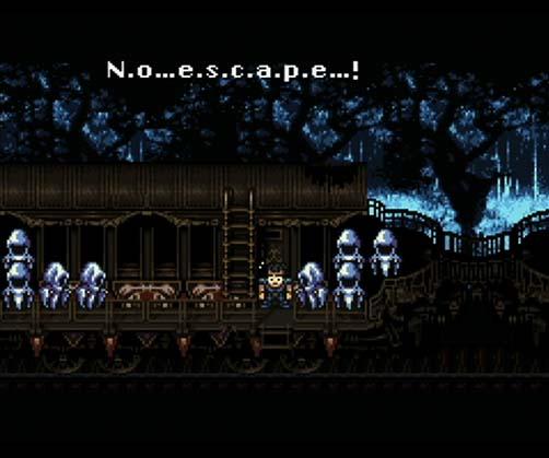 Final Fantasy III's Phantom Train