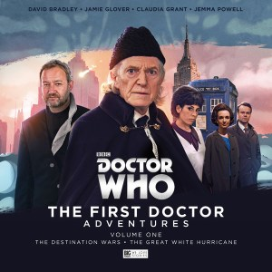 Doctor Who Big Finish David Bradley First Doctor