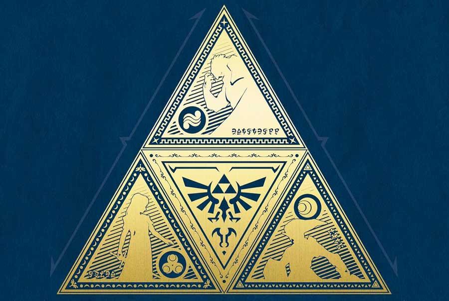 Legend of Zelda Encyclopedia coming in April 2018