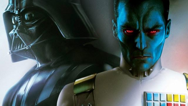Star Wars book Thrawn: Alliances
