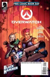 OVERWATCH/BLACK HAMMER Dark Horse Comics