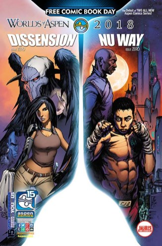 WORLDS OF ASPEN ANNIVERSARY EDITION Aspen Comics