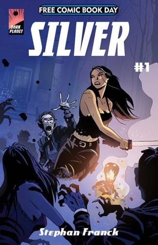 SILVER #1 Dark Planet Comics