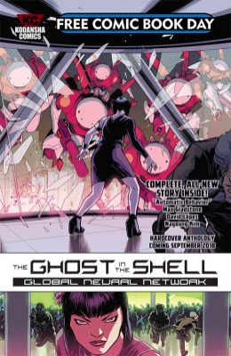 GHOST IN THE SHELL: GLOBAL NEURAL NETWORK PREVIEW Kodansha Comics