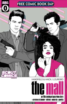 SCOUT COMICS PRESENTS: THE MALL Scout Comics
