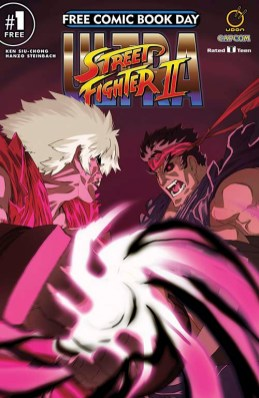 ULTRA STREET FIGHTER II #1 Udon Entertainment
