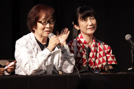 Toshio Furukawa and his wife Shino Kakinuma discuss their work as voice actors in Dragon Ball and Dragon Ball Z Kai.