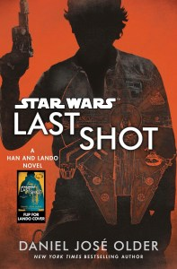 Star Wars Last Shot Han Solo