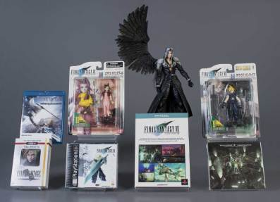 Final Fantasy VII in World Video Game Hall of Fame 2018