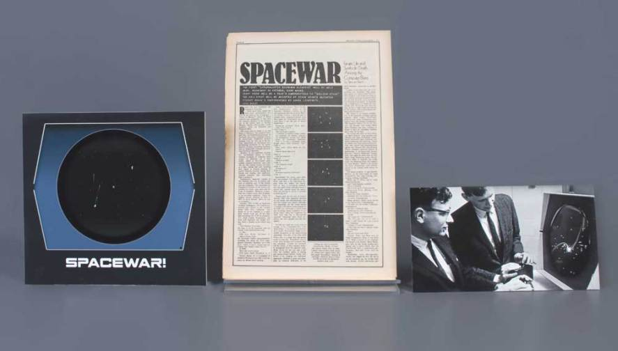 Spacewar! in World Video Game Hall of Fame 2018