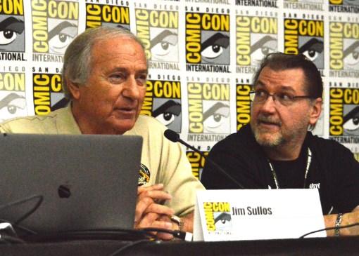 Jim Sullos (L) and Joe Jusko (R)