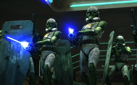 Clone Wars saved