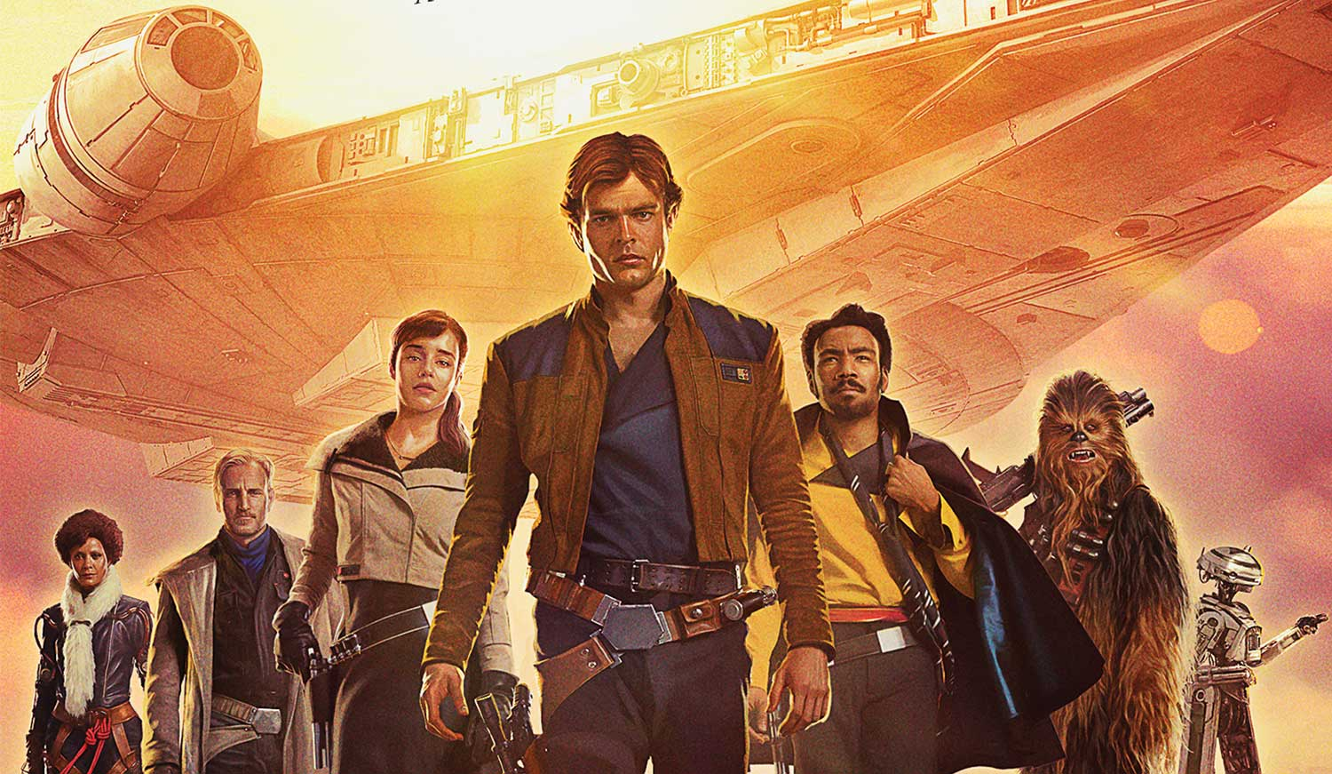 'Solo' joins Star Wars movie library on Disney+ July 10