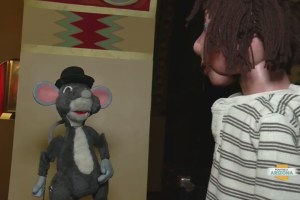 Inside the Great Arizona Puppet Theater