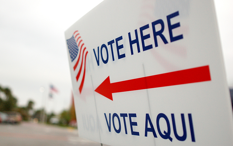 Short-staffed contractors led to delayed openings Tuesday of 62 polling places in Maricopa County, and county supervisors refused to extend voting hours, leading to concerns for one watchdog group that some votes may not be counted. (Photo by Erik Hersman/Creative Commons)