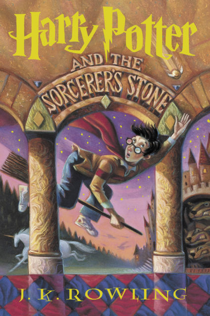 'Sorcerer's Stone' marks 21st anniversary in U.S.
