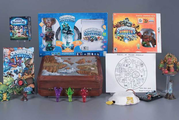 Skylanders toys to life game Strong Museum Rochester NY